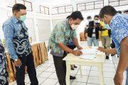 Bupati Jabes Menandatangani Sekaligus Menyerahkan Hibah Sebidang Tanah untuk FKUB Kepulauan Sangihe