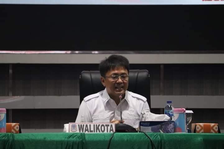 Waspadai Virus Varian Delta, Wali Kota ingatkan Warga Lakukan Vaksinasi dan Tetap Jaga Prokes
