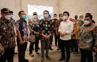 Sukses di Jateng, Wamendag Pimpin Rakor SRG Di Jatim.
