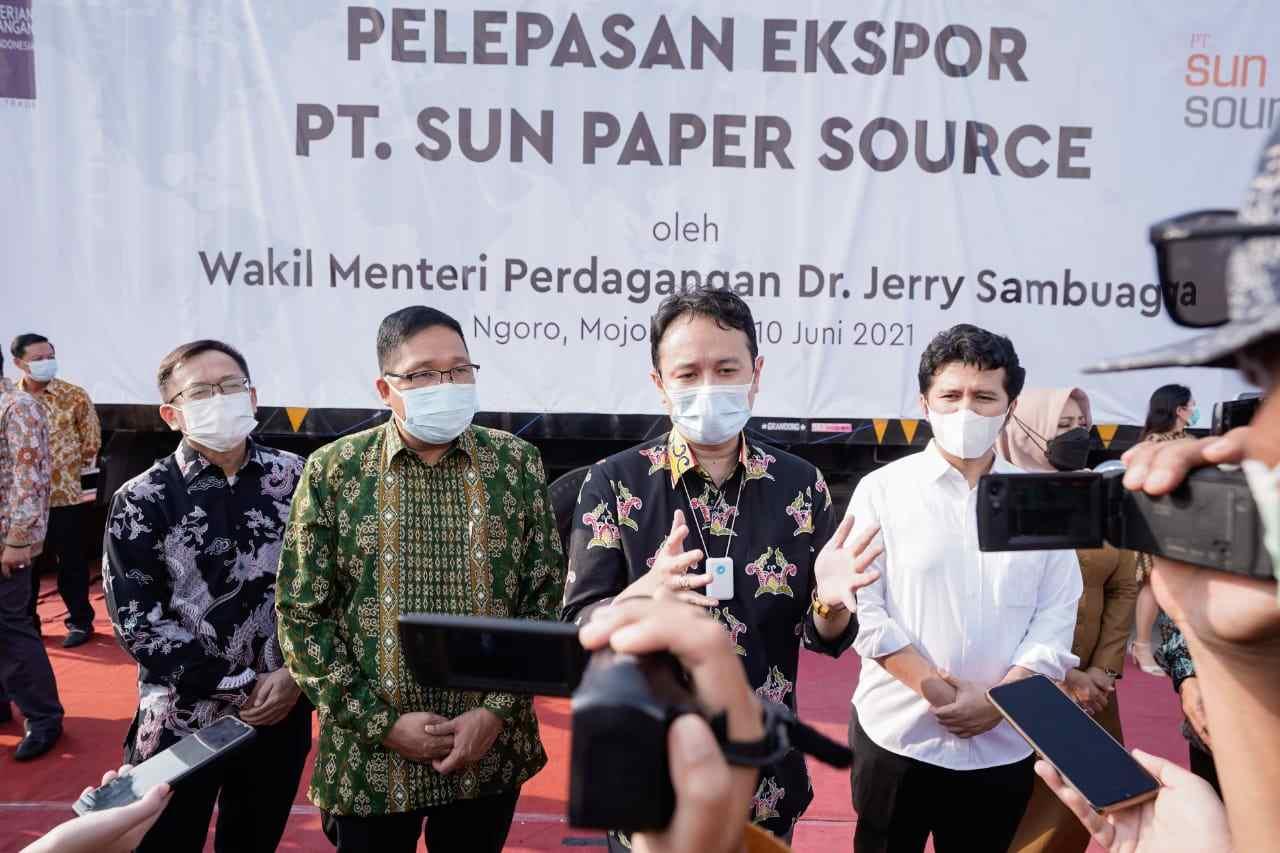 Emil Dardak Dukung Wamendag Jerry Optimalkan Perdagangan Jawa Timur