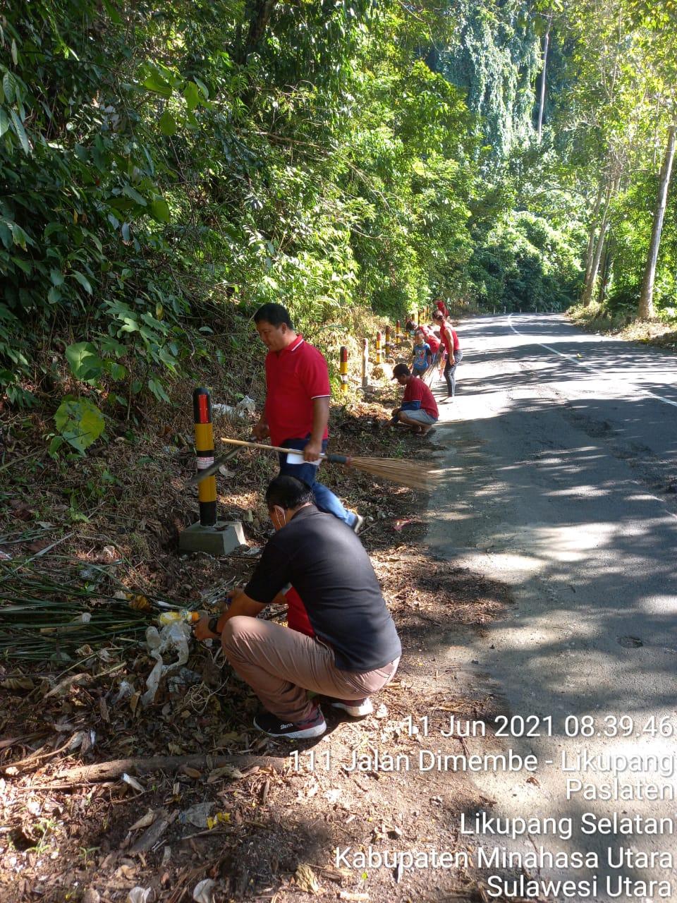 Terus Support Program Pemkab Minut, Desa Kokole 1 Gencar Laksanakan Jumpa JG-KWL