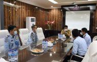 Terima Kunjungan Kepala Imigrasi Manado, Wali Kota Usulkan Hal Ini