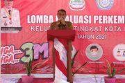 Buka Lomba Kelurahan di Tumumpa Satu, Sekda Sampaikan Pesan Wali Kota
