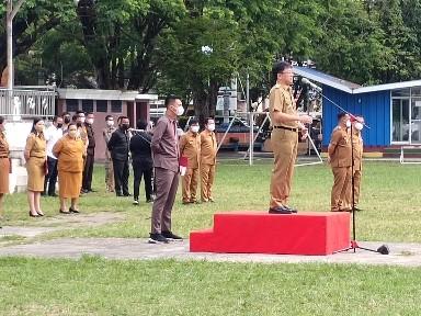 Wali Kota Andrei Angouw Tekankan Masalah Pelayanan dan Penanganan Covid-19