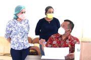 Kunjungi Sejumlah Puskesmas di Kota Manado, Wawali dr Richard Sualang Pastikan Ketersediaan Obat-obatan