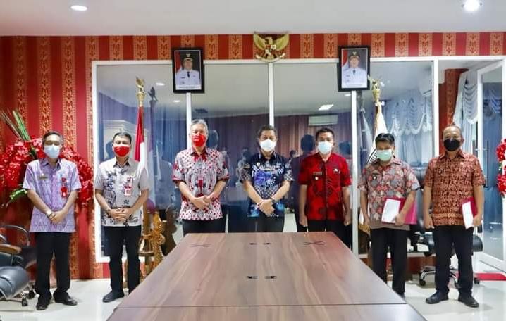 Tiga Desa di Kabupaten Minsel Miliki Penjabat Kumtua Baru