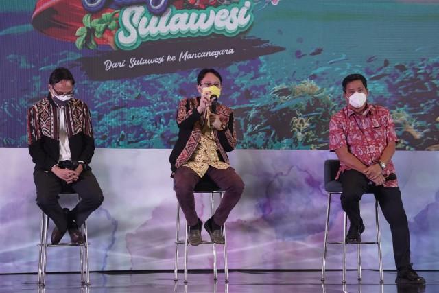 Wamendag Jerry Sambuaga Yakin UMKM Sulut Bisa Bersaing di Pasar Global