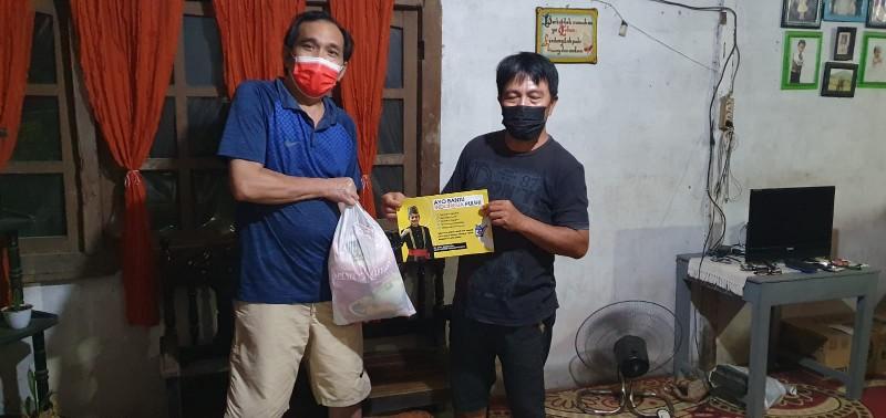 Jerry Sambuaga Berikan Bantuan Untuk Masyarakat Minsel