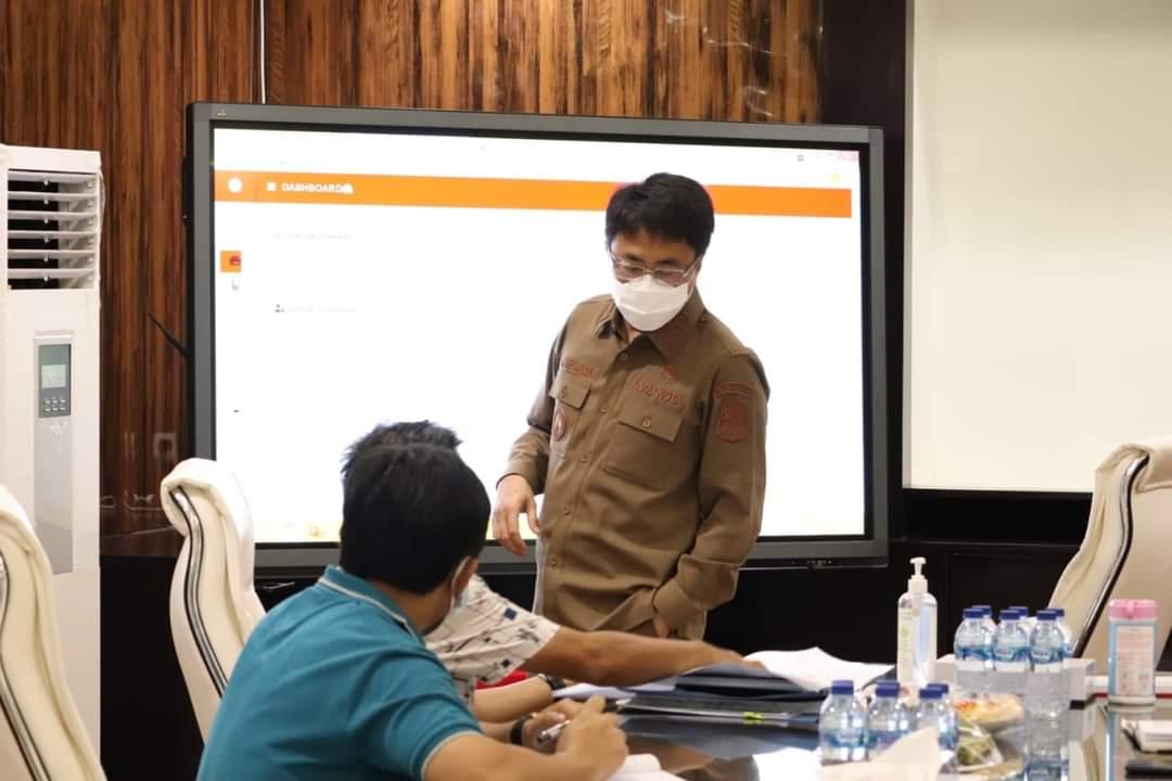 Bersama BPKH, Wali Kota Manado Bahas Tata Batas di Bunaken