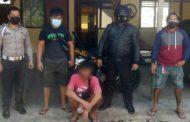 Dua DPO Kasus Penganiayaan Diamankan Tim Resmob Polres Minsel