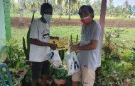 Jerry Sambuaga Berikan Bantuan Kepada Masyarakat Bolmut yang Terdampak Pandemi Covid-19