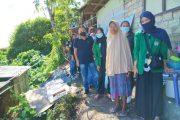 Pemkot Manado Bantu Warga Kelurahan Banjer yang Tidur Beratapkan Payung