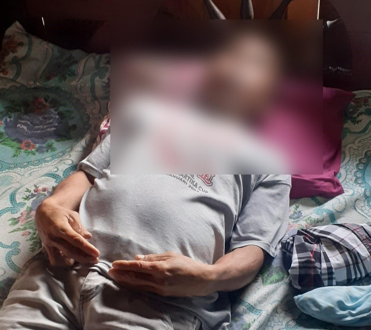 Diduga Depresi, Pria Warga Desa Raanan Lama Nekat Gantung Diri