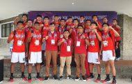 Tim Pon Basket Putra Sulut Kalahkan Jatim,  Score Akhir 76-72