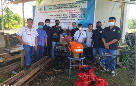 Tim PPMP Lakukan Perawatan dan Perbaikan Alsintan di Kabupaten Minut