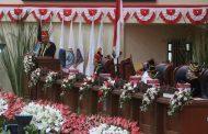 DPRD Sulut Gelar Rapat Paripurna HUT ke-57 Provinsi Sulut