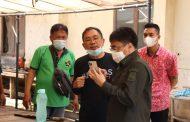 Kembali Turlap, Walikota Andrei Tinjau Infrastruktur di Kota Manado
