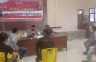 Kasus Cabul di Motoling, Oknum Guru MMT Ditetapkan Tersangka
