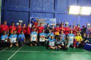 EBC Gorntalo dan NBC Manado Gelar Friendly Match Badminton