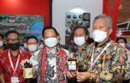 Pemkab Minsel Pamerkan Produk Unggulan Dalam AOE 2021 di Jakarta